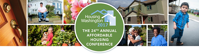 Housing Washington 2017 Conference banner