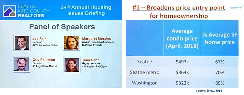 Housing Issues Briefing presentation slides