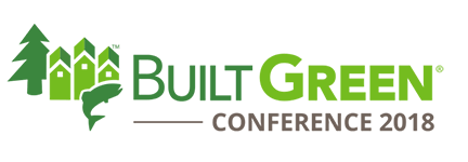 Built Green Conference 2018 logo