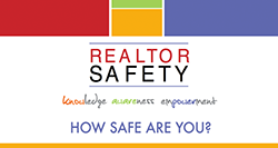Realtor Safety graphic