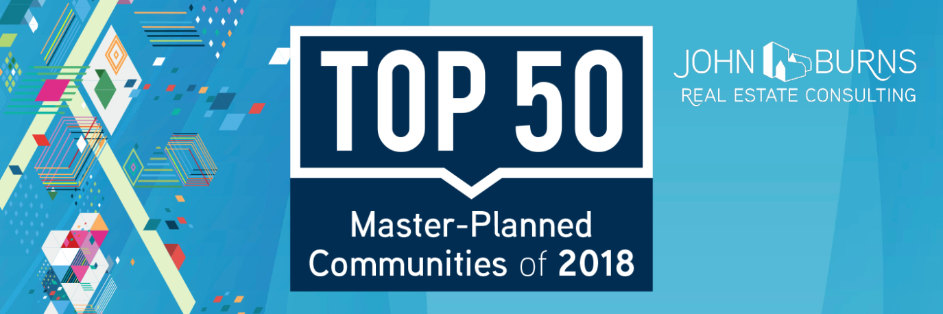 Top 50 Master-Planned Communities logo