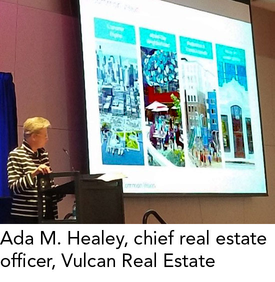 Ada M. Healy, from Vulcan Real Estate
