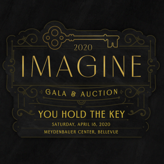 Imagine Housing gala and auction-registration link