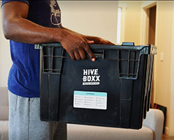 HiveBoxx Eco Box photo